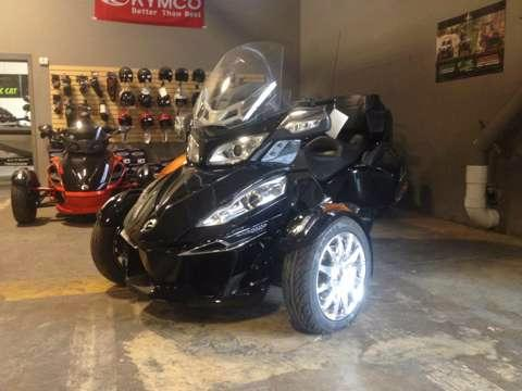 2015 Can-Am Spyder® RT Limited in Waco, Texas