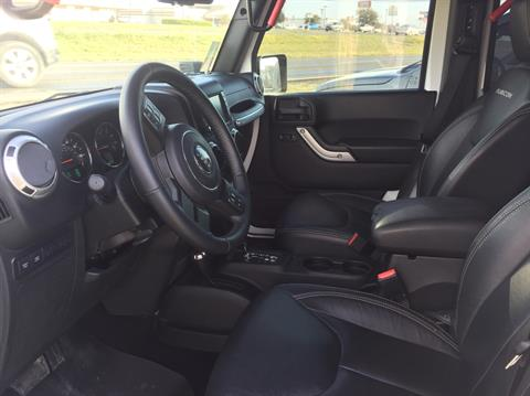 2017 Jeep WRANGLER RUBICON UNLIMITED in Waco, Texas