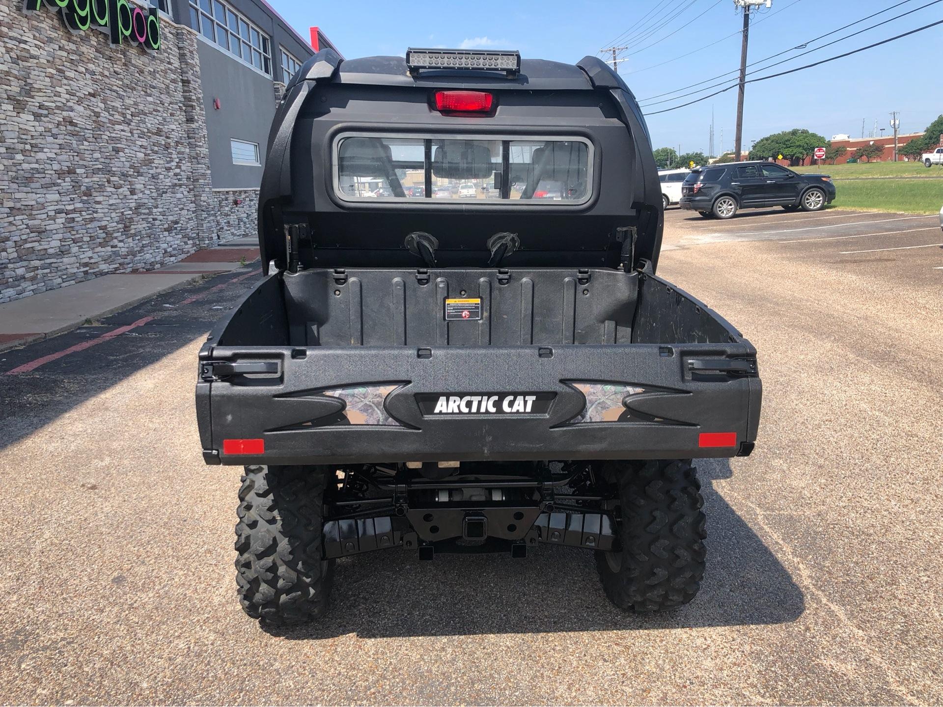 2015 Arctic Cat Prowler® 700 HDX™ XT™ EPS in Waco, Texas