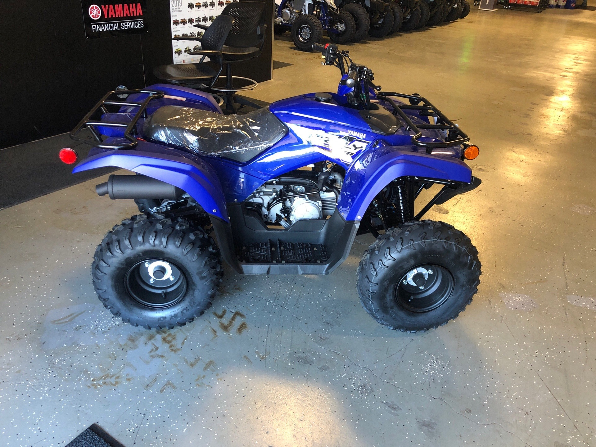 2019 YAMAHA GRIZZLY 90 in Waco, Texas - Photo 3
