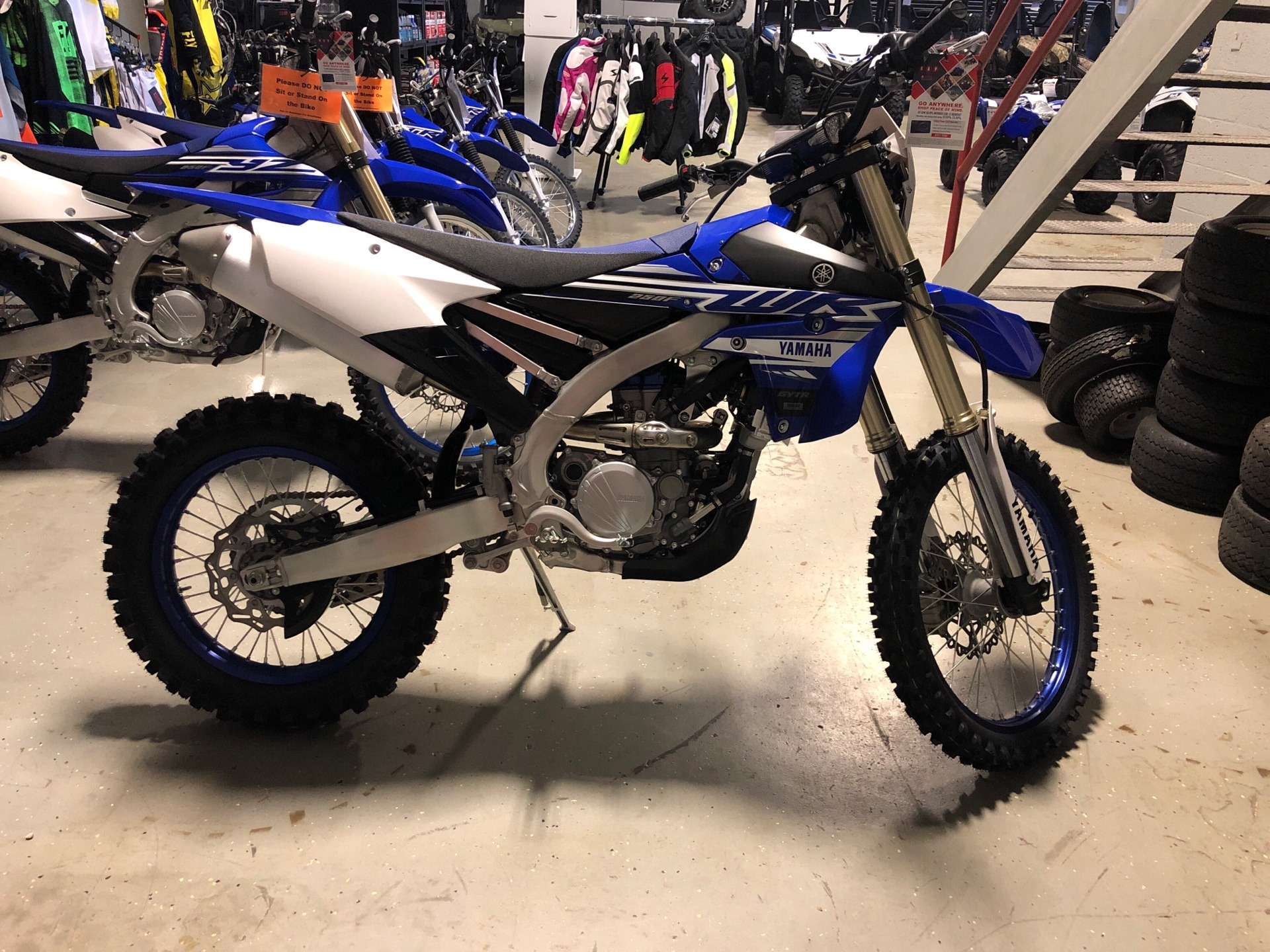 2019 YAMAHA WR250FK in Waco, Texas - Photo 1