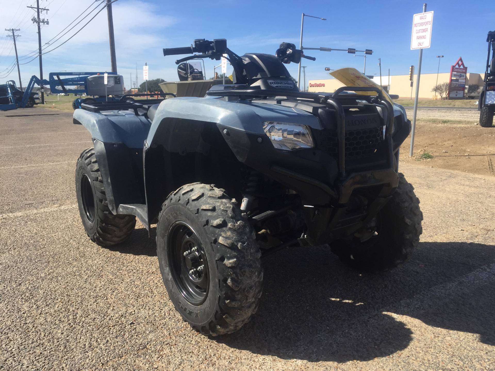 2017 Honda honda trx420  fortrax in Waco, Texas