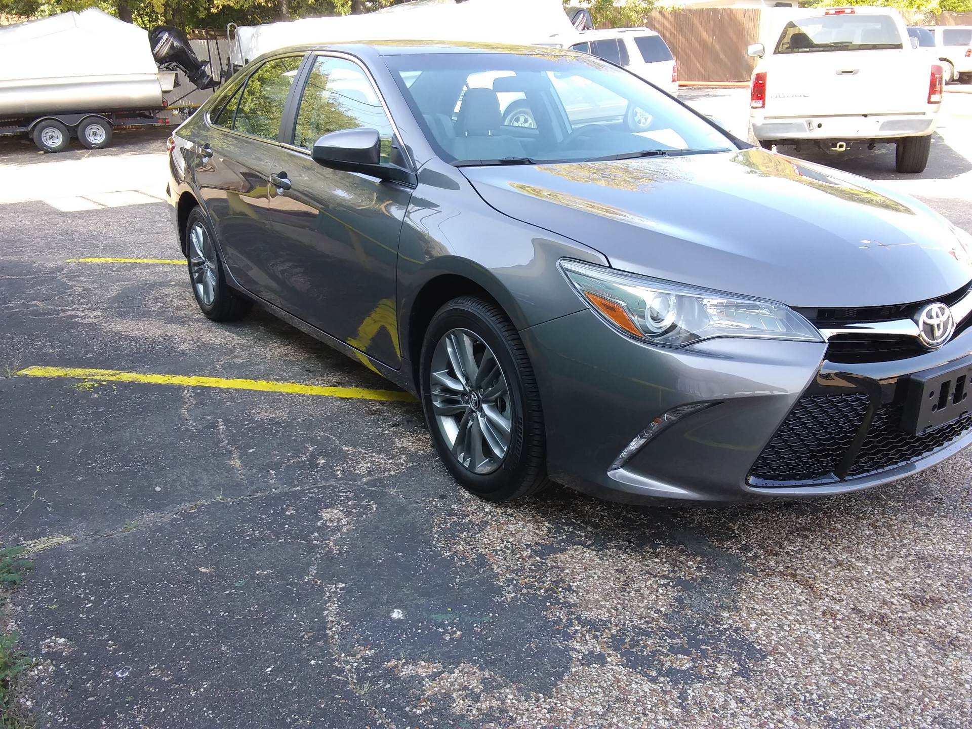 2017 Toyota CAMRY SE in Waco, Texas