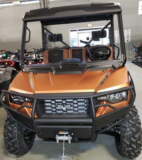 2019 Textron Off Road Prowler Pro Ranch EPS in Waco, Texas