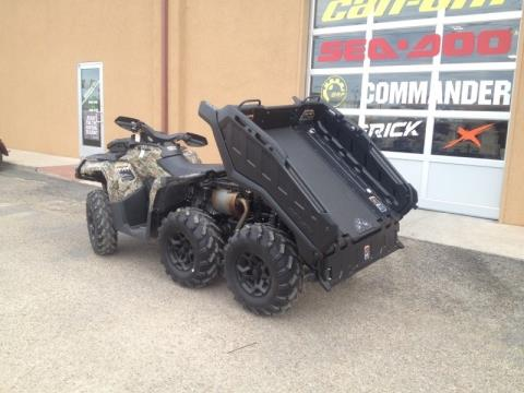 2015 Can-Am Outlander™ 6x6 XT™ 1000 in Waco, Texas