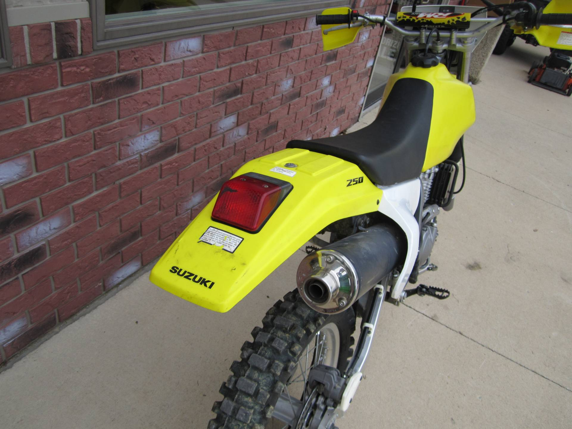 2004 Suzuki DR-Z250 in Decorah, Iowa