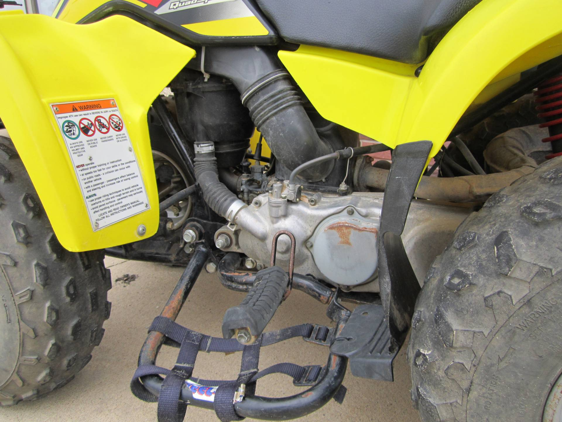 2005 Suzuki QuadSport® 80 LT80 in Decorah, Iowa