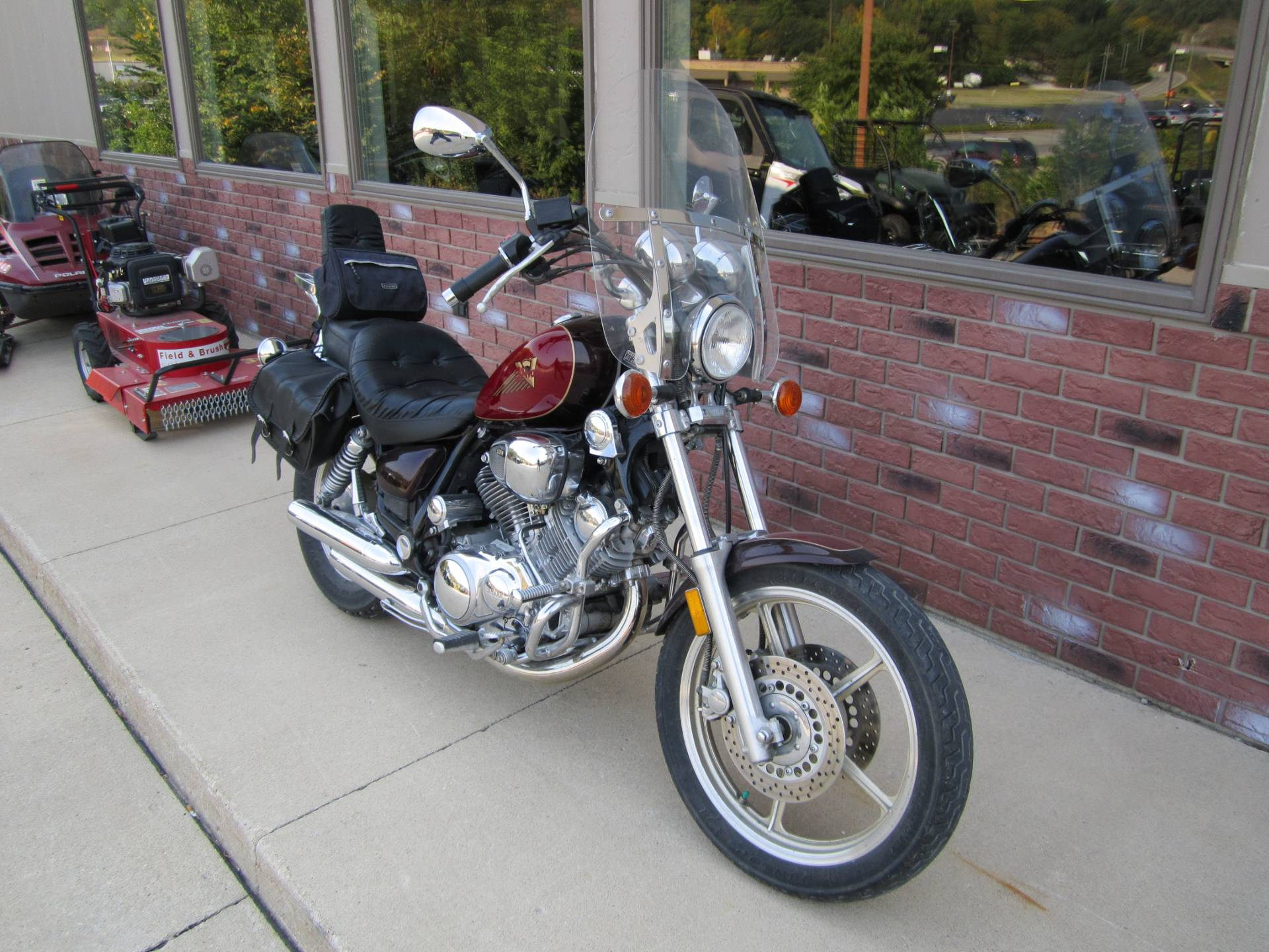 1998 Yamaha Virago 1100 in Decorah, Iowa