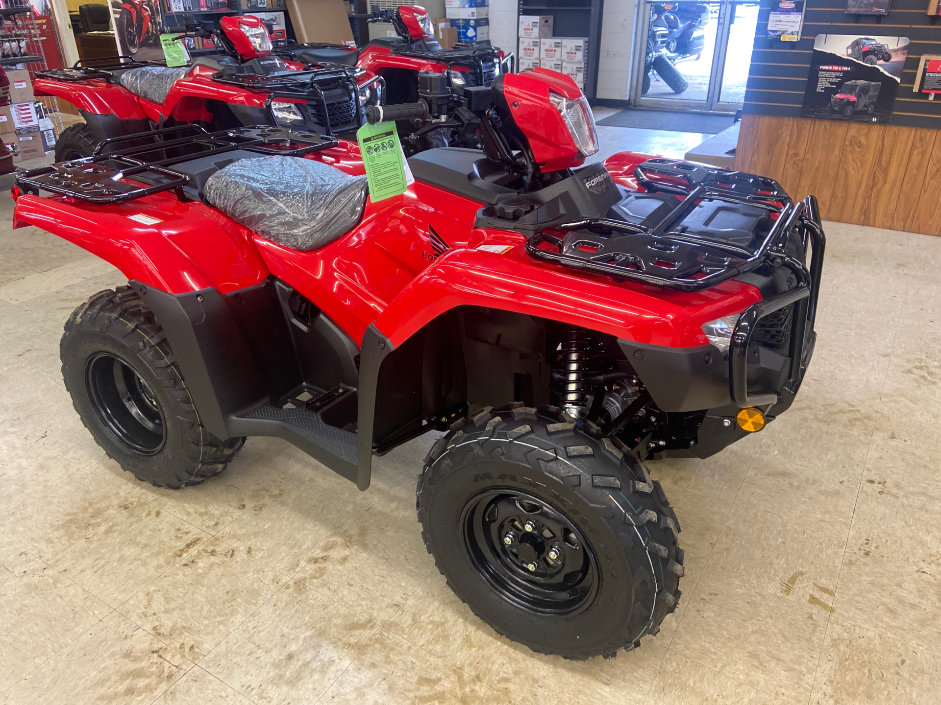 2021 Honda FourTrax Foreman 4x4 in Greeneville, Tennessee - Photo 1