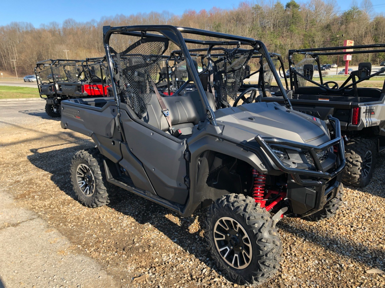 2018 Honda Pioneer 1000 LE in Greeneville, Tennessee - Photo 1