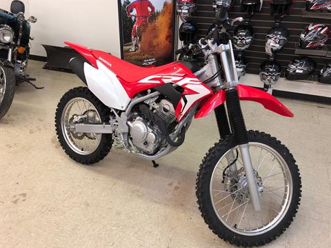 2019 Honda CRF250F in Greeneville, Tennessee
