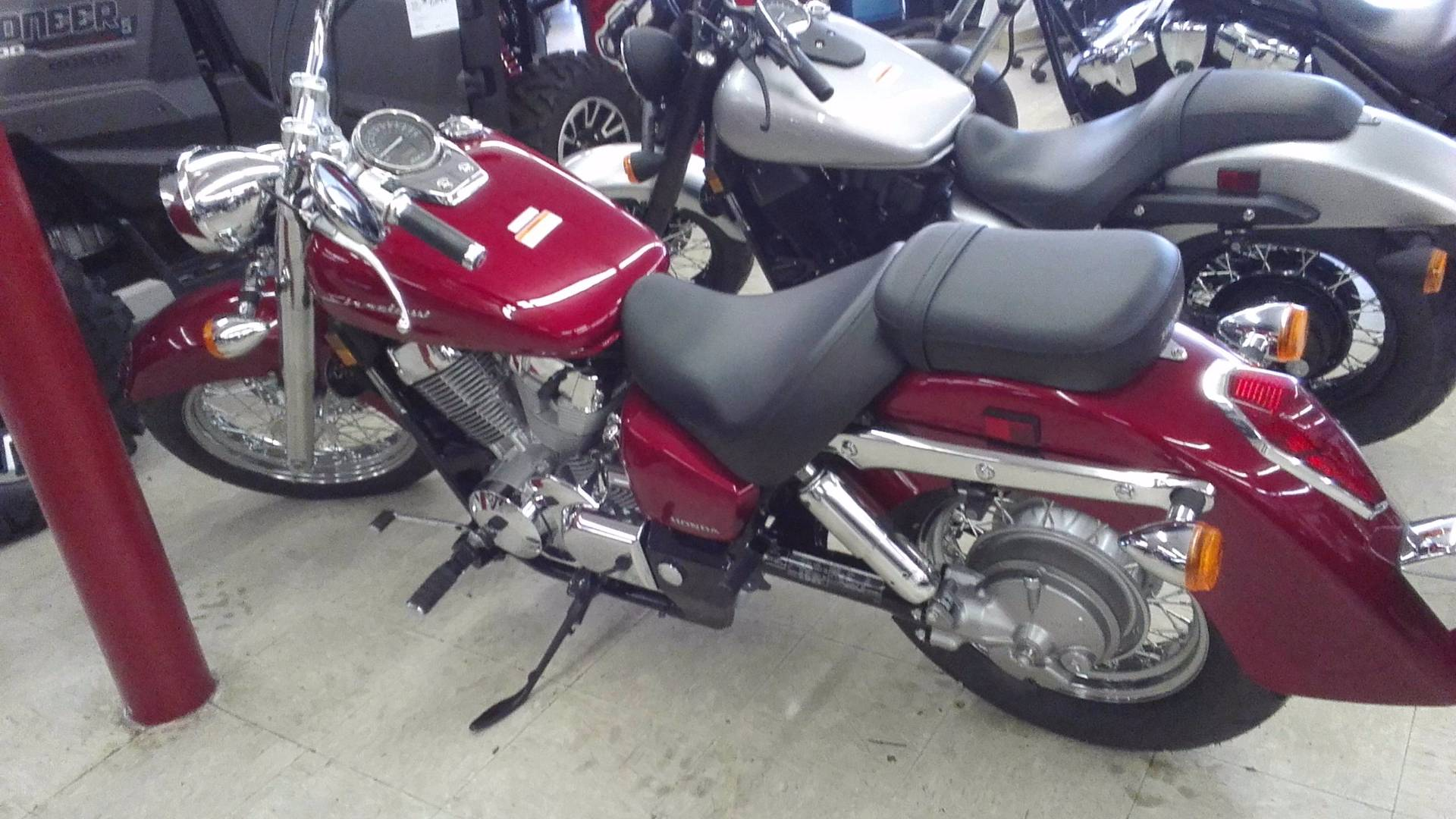 2016 Honda Shadow Aero in Greeneville, Tennessee
