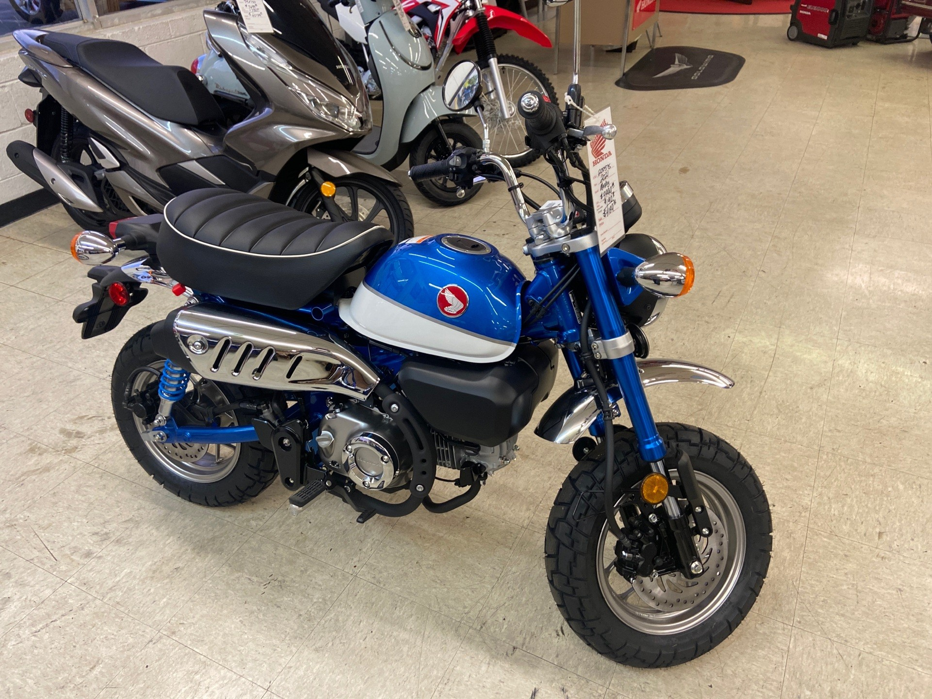 2021 Honda Monkey in Greeneville, Tennessee - Photo 1