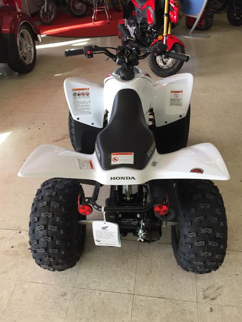 2019 Honda TRX90X in Greeneville, Tennessee - Photo 4