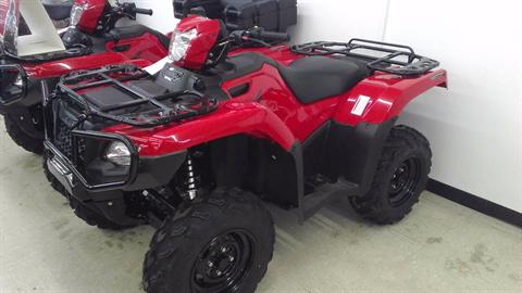 2017 Honda FourTrax Foreman Rubicon 4x4 EPS in Greeneville, Tennessee