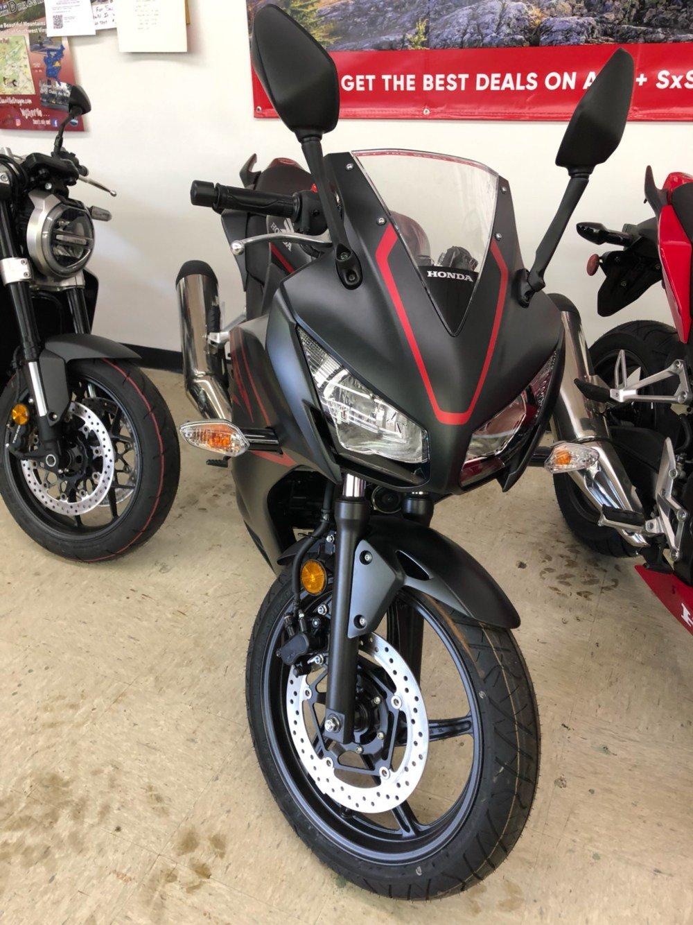 2018 Honda CBR300R 2