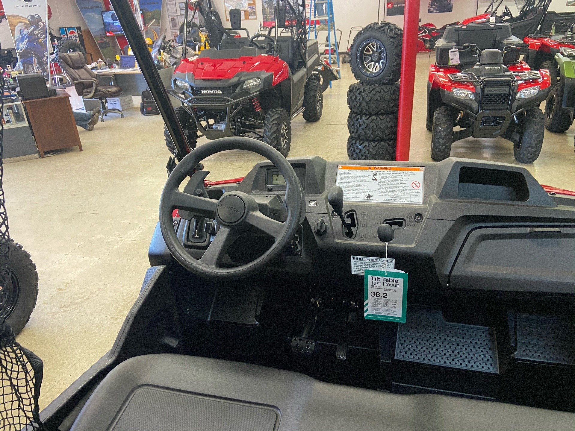 2021 Honda Pioneer 700 Deluxe in Greeneville, Tennessee - Photo 7