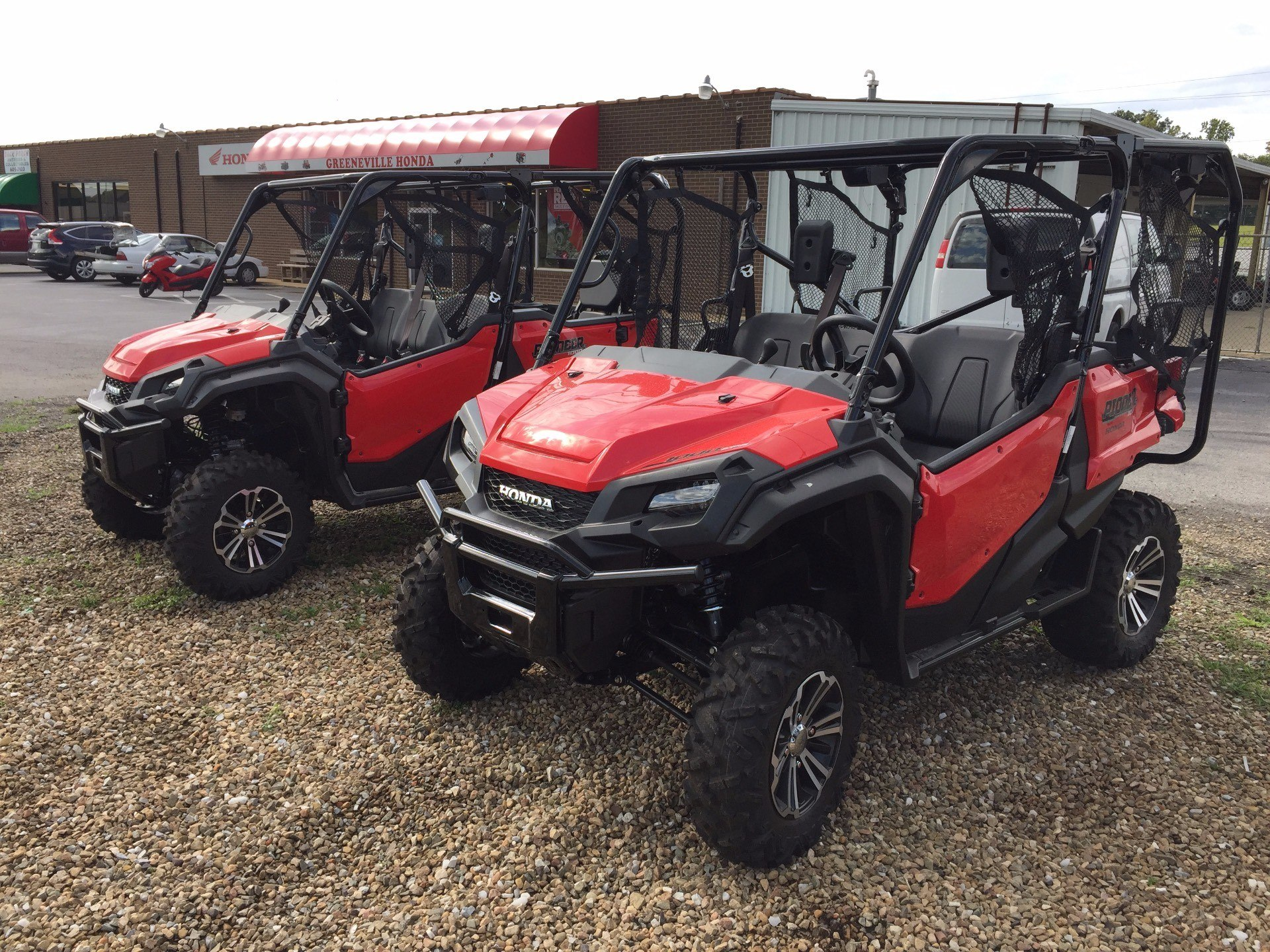 2018 Honda Pioneer 1000-5 Deluxe in Greeneville, Tennessee - Photo 3