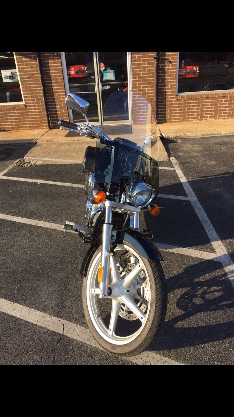 2010 Honda Sabre in Greeneville, Tennessee