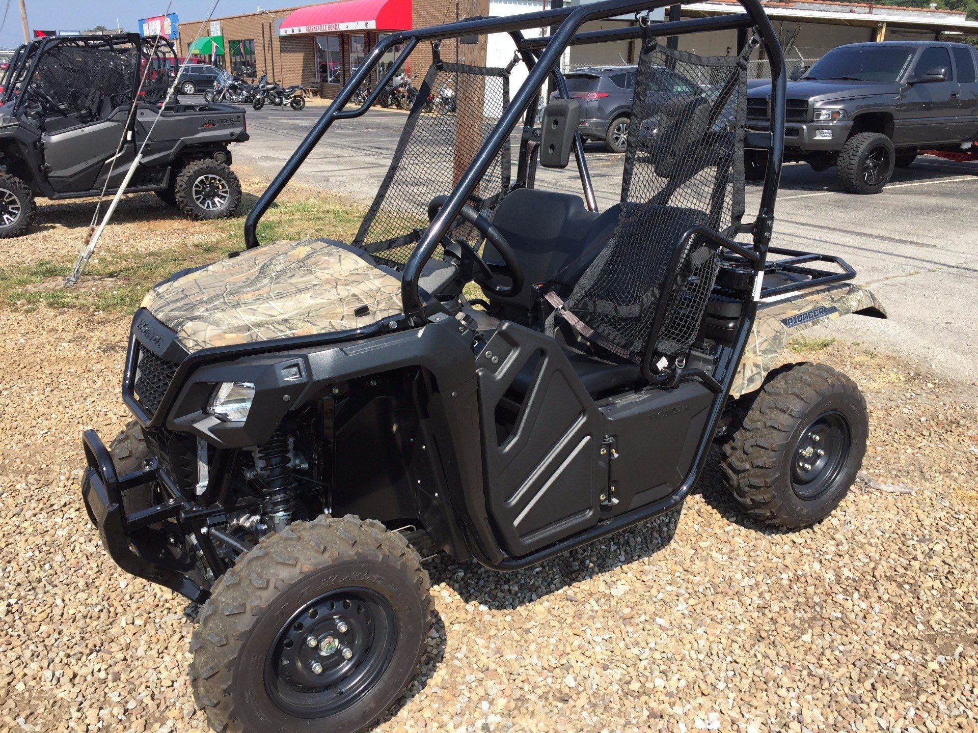 2018 Honda Pioneer 500 in Greeneville, Tennessee - Photo 1