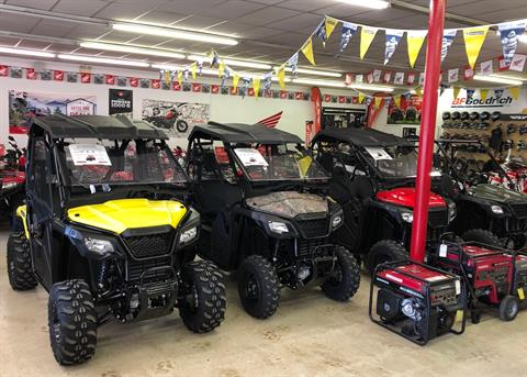 2018 Honda Pioneer 500 in Greeneville, Tennessee - Photo 2