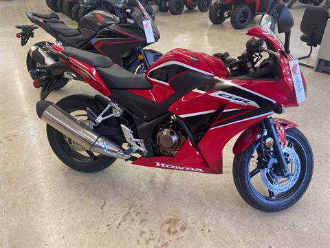 2020 Honda CBR300R in Greeneville, Tennessee - Photo 2