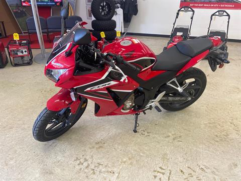 2020 Honda CBR300R in Greeneville, Tennessee - Photo 3