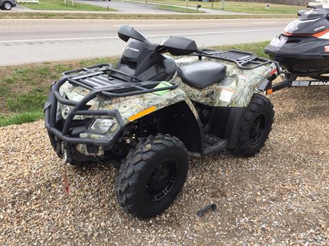 2011 Can-Am Outlander™ 650 XT in Greeneville, Tennessee
