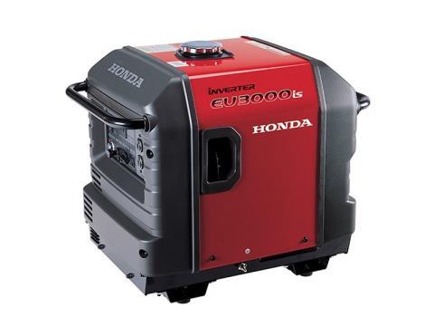 2016 Honda Power Equipment EU3000iS in Greeneville, Tennessee
