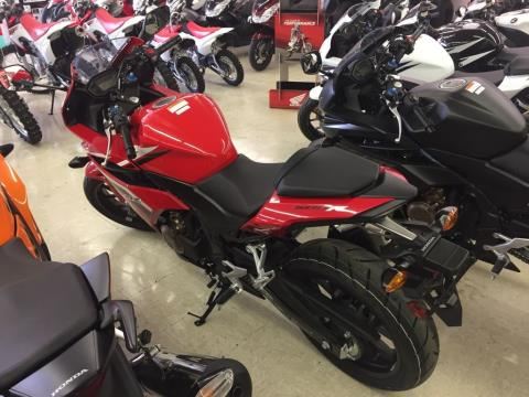 2016 Honda CBR500R in Greeneville, Tennessee