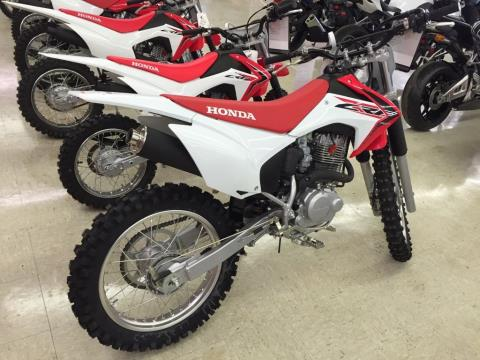 2016 Honda CRF230F in Greeneville, Tennessee