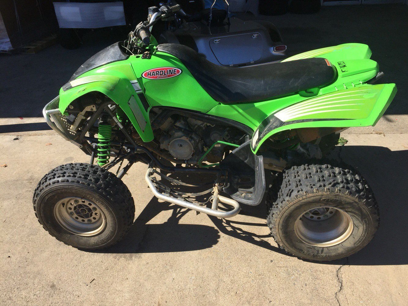 2005 Kawasaki KFX® 700 in Greeneville, Tennessee