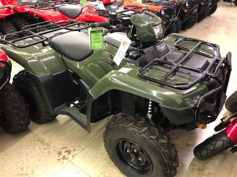 2019 Honda FourTrax Foreman 4x4 in Greeneville, Tennessee