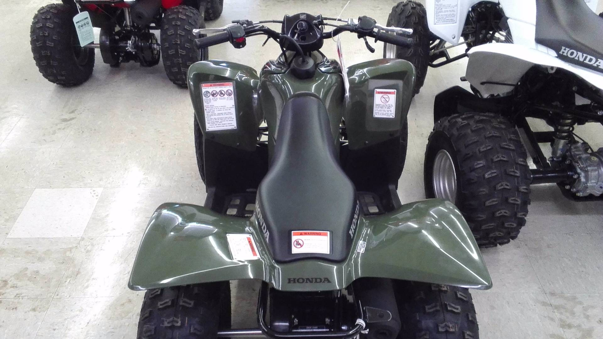 2017 Honda TRX90X in Greeneville, Tennessee