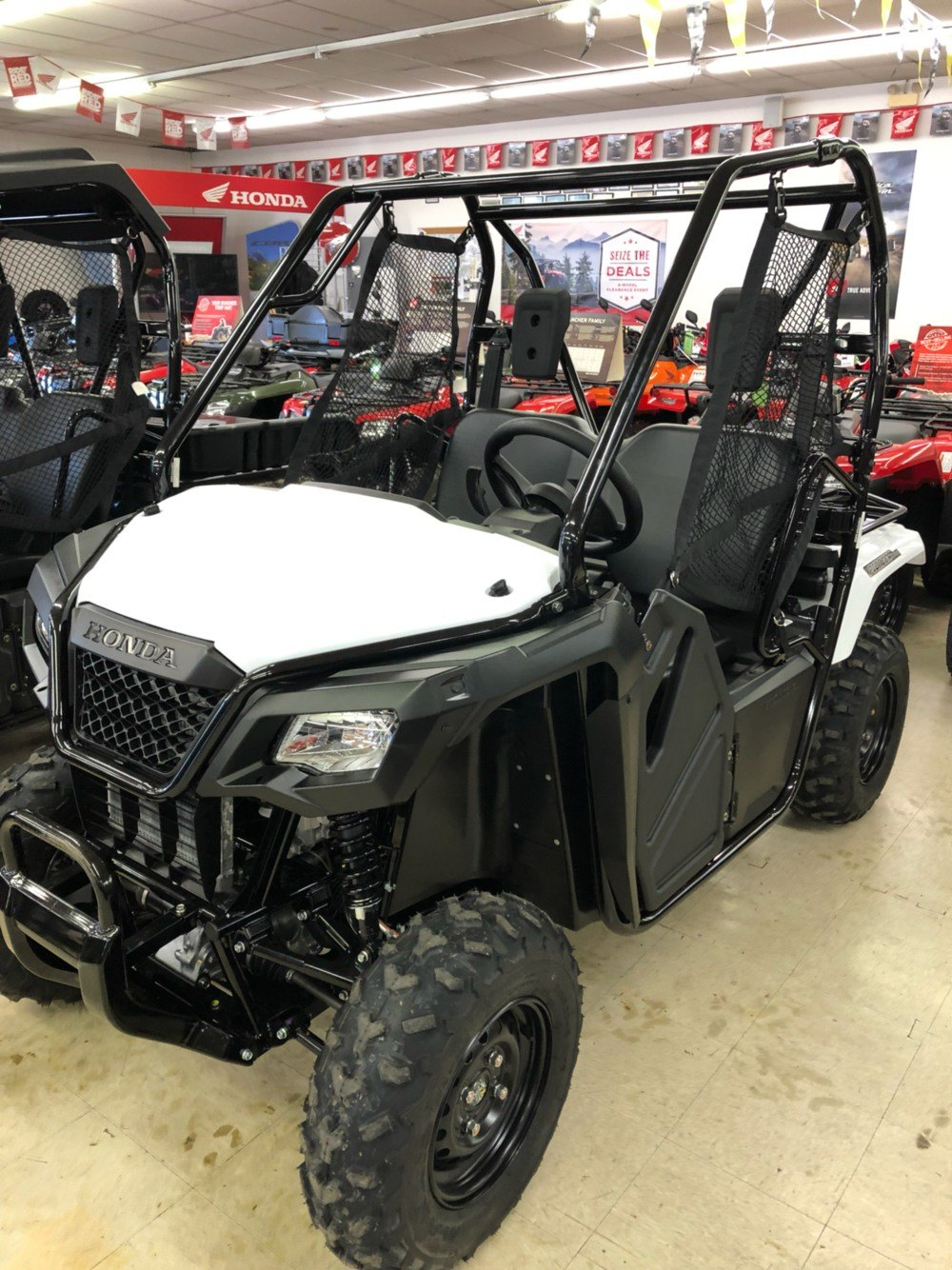 2019 Honda Pioneer 500 in Greeneville, Tennessee
