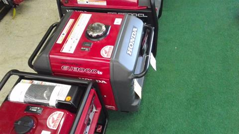 2016 Honda Power Equipment EU3000iS in Greeneville, Tennessee