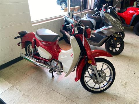 2021 Honda Super Cub C125 ABS in Greeneville, Tennessee - Photo 1