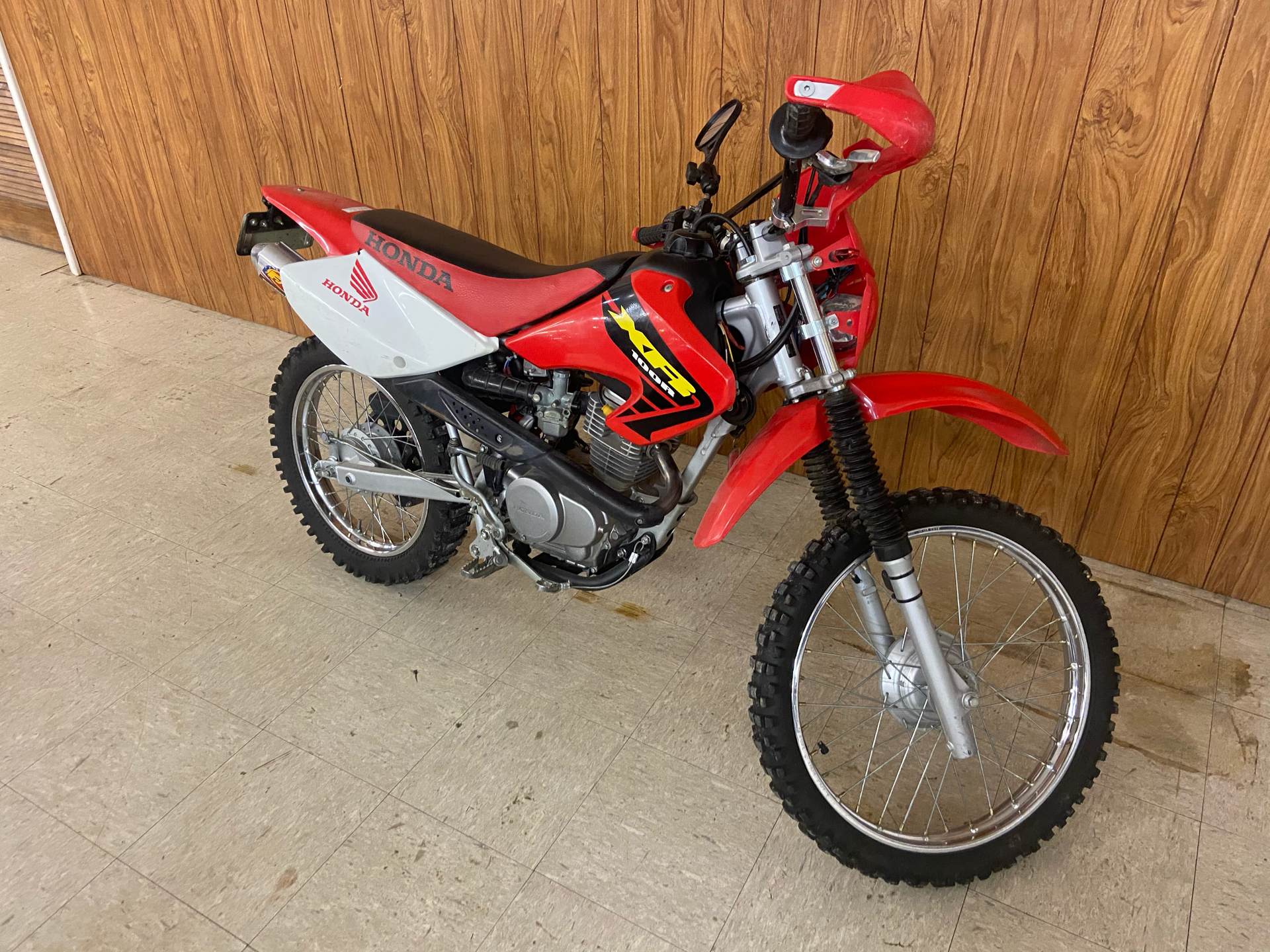 2003 Honda XR100R in Greeneville, Tennessee - Photo 1