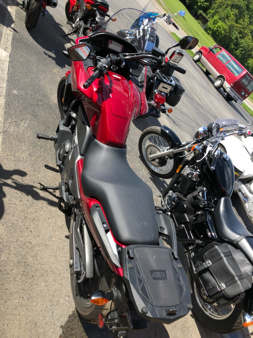 2014 Honda CTX®700 DCT ABS in Greeneville, Tennessee - Photo 6