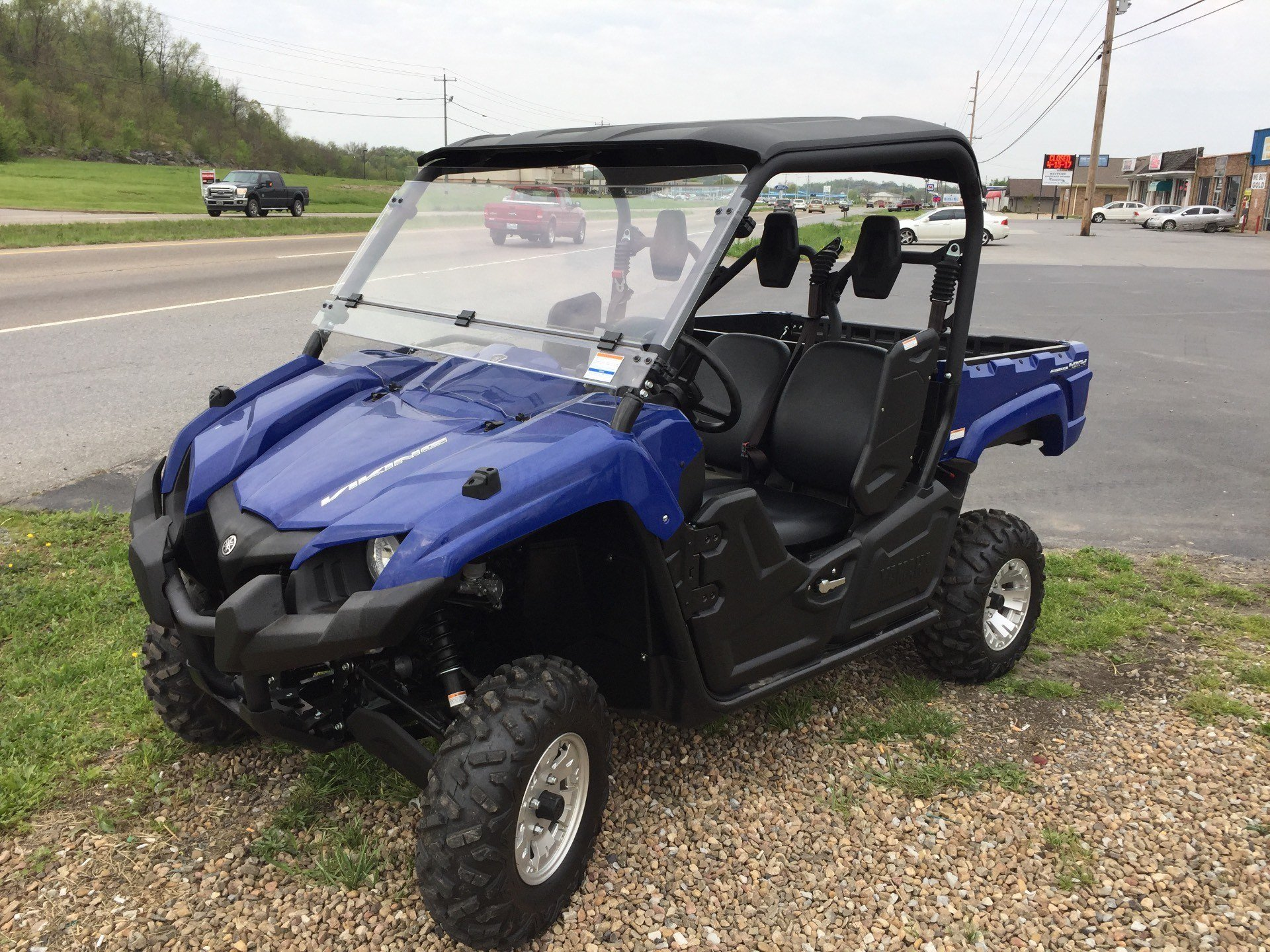 2017 Yamaha Viking EPS SE in Greeneville, Tennessee