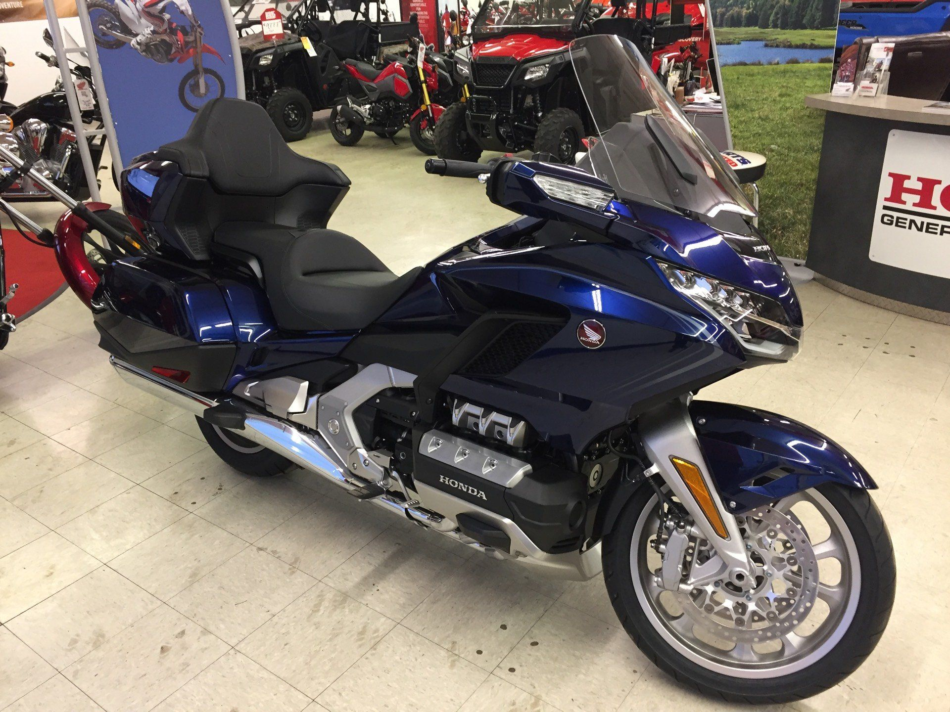 2018 Honda Gold Wing Tour in Greeneville, Tennessee - Photo 1
