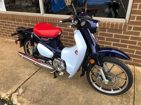 2019 Honda Super Cub C125 ABS in Greeneville, Tennessee