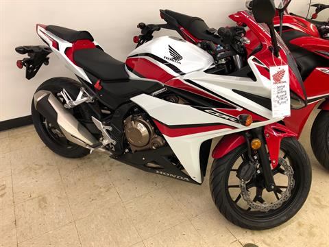 2018 Honda CBR500R in Greeneville, Tennessee - Photo 1