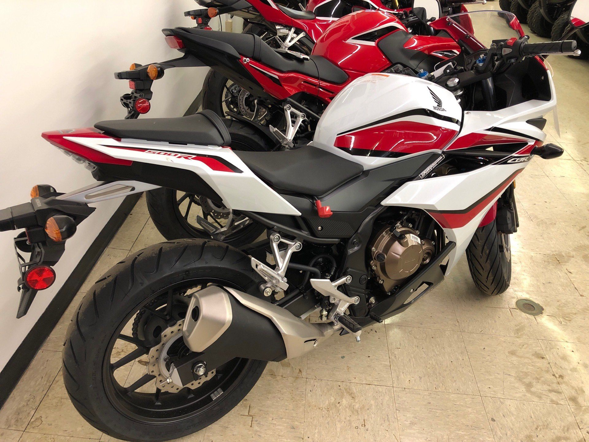 2018 Honda CBR500R in Greeneville, Tennessee - Photo 3