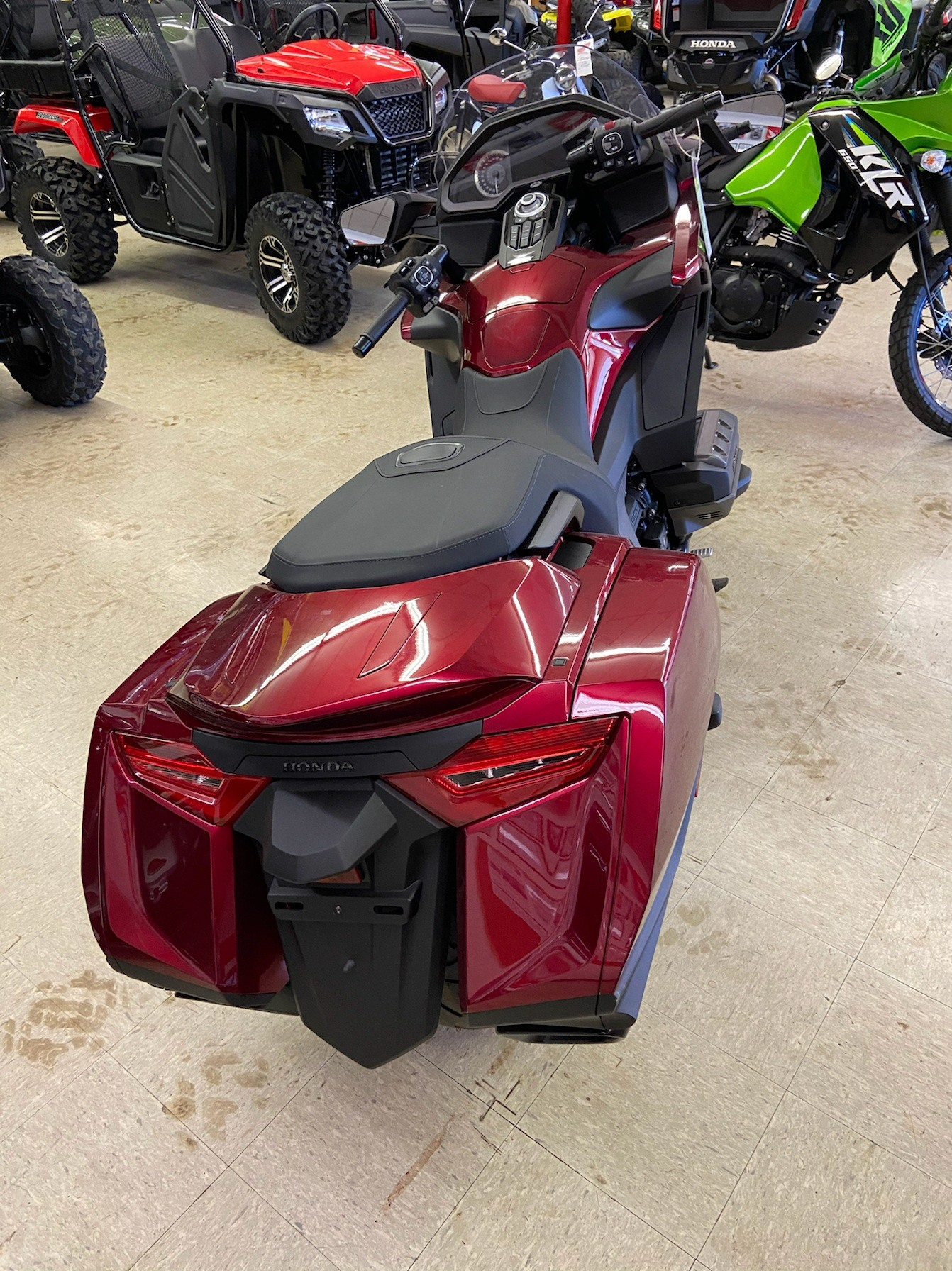2018 Honda Gold Wing DCT in Greeneville, Tennessee - Photo 5