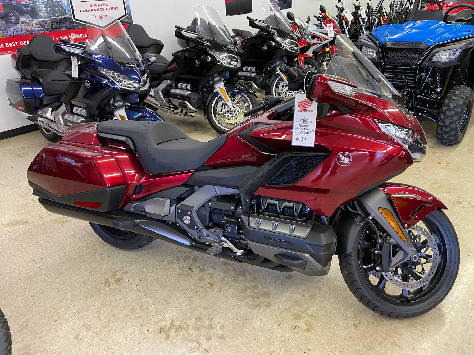 2018 Honda Gold Wing DCT in Greeneville, Tennessee - Photo 2