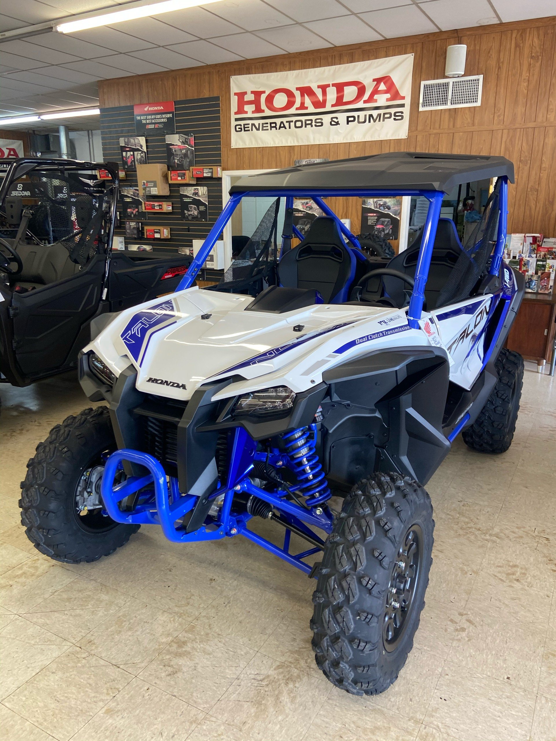 2021 Honda Talon 1000X FOX Live Valve in Greeneville, Tennessee - Photo 3