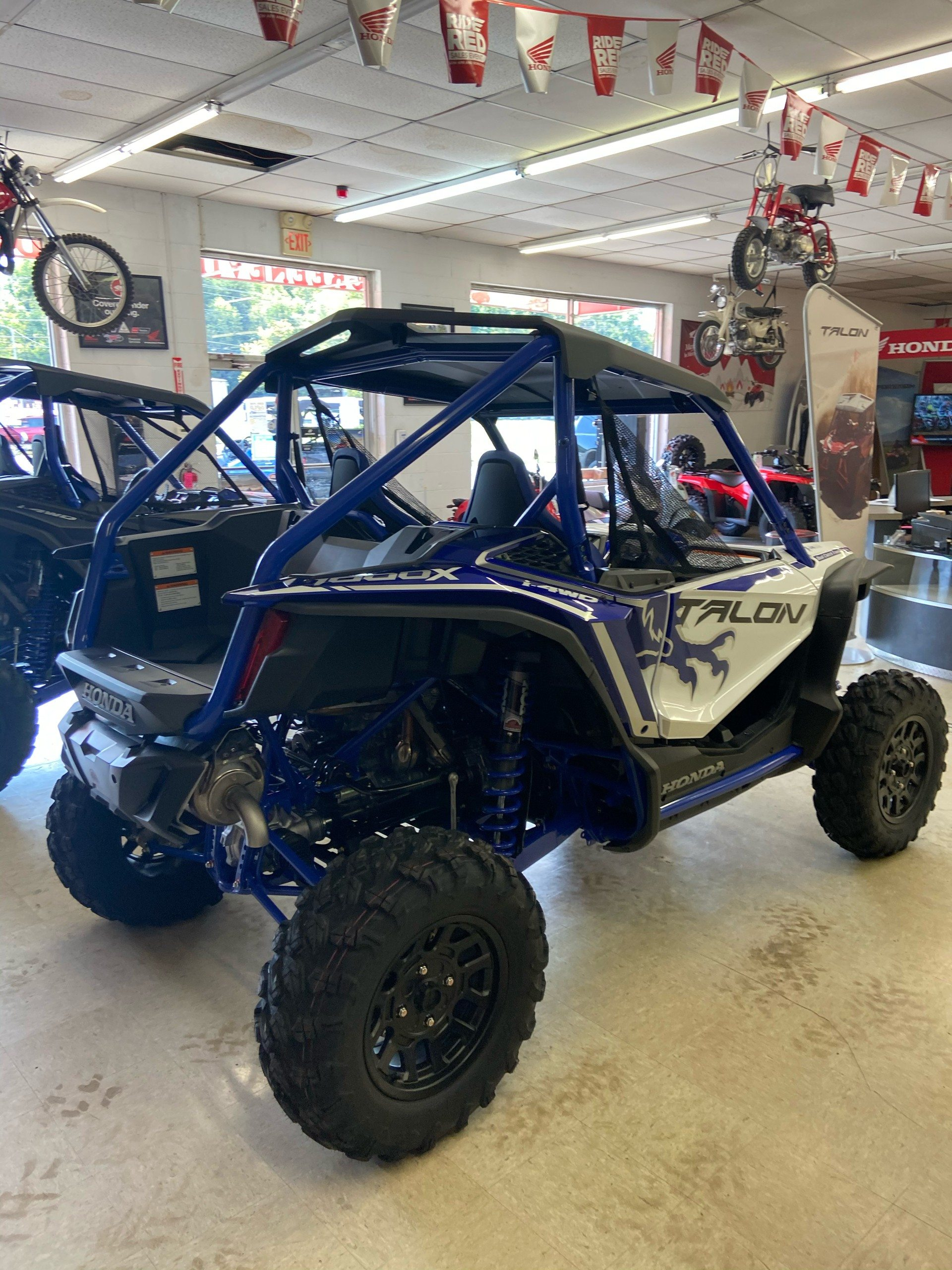 2021 Honda Talon 1000X FOX Live Valve in Greeneville, Tennessee - Photo 6