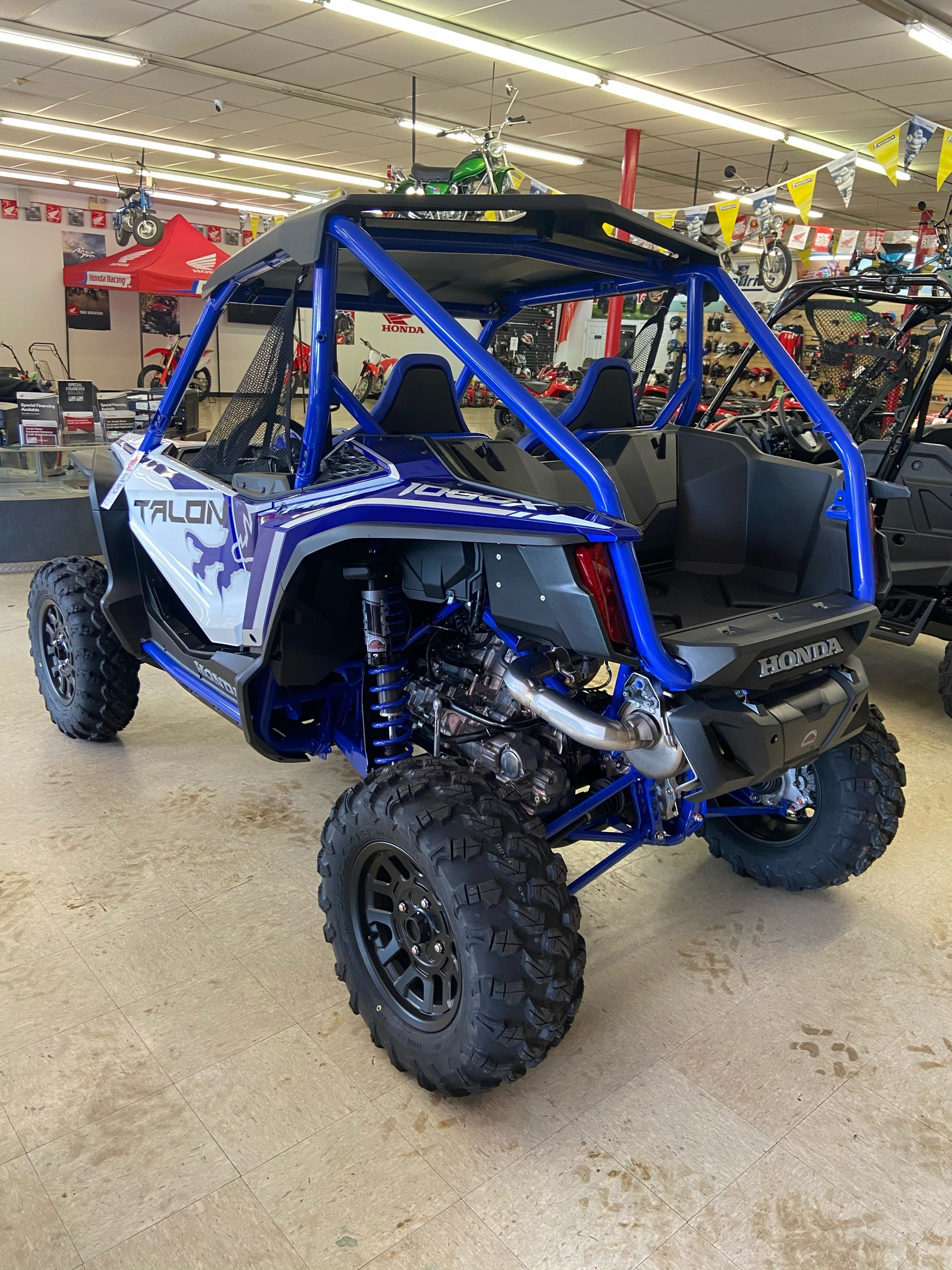 2021 Honda Talon 1000X FOX Live Valve in Greeneville, Tennessee - Photo 8