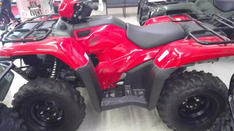 2017 Honda FourTrax Foreman 4x4 in Greeneville, Tennessee